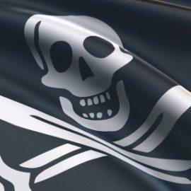 Piratenfahnen Mythos. Warum lieben wir die Piratenfahne?