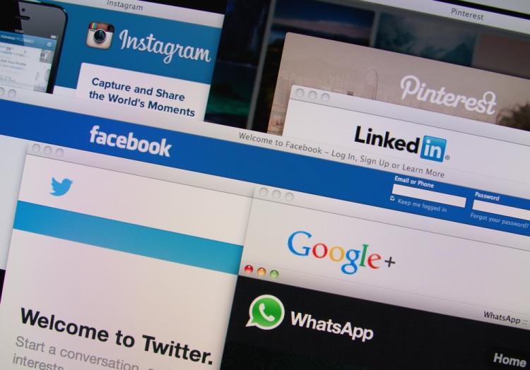 Social Media Anbieter