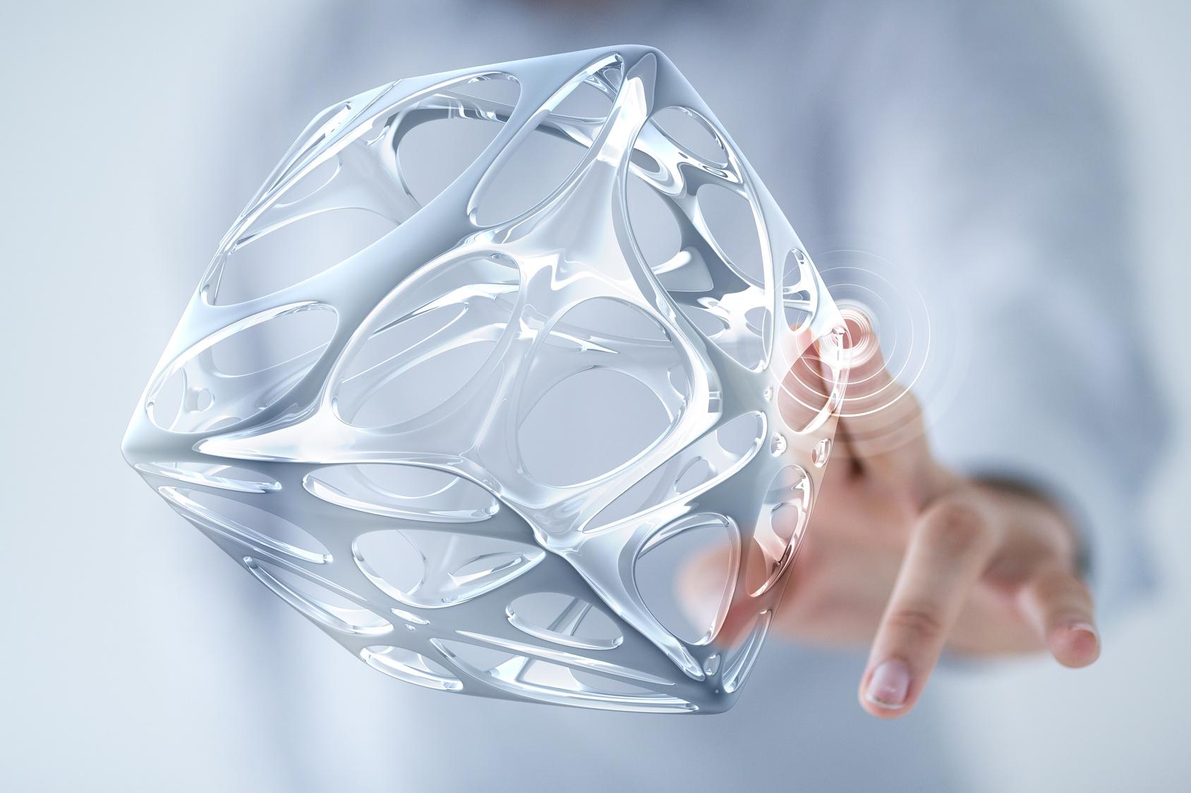 Jede Form ist möglich für Werbeartikel aus dem 3D Drucker
