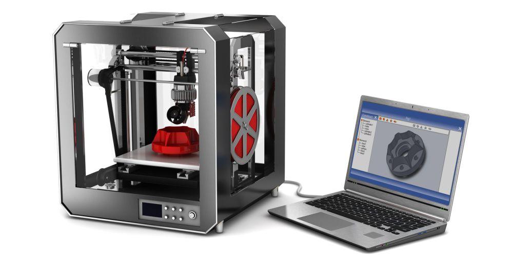 3D Druck von Ersatzteilen und Prototyping