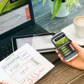 Webdesign – 7 wichtige Tipps