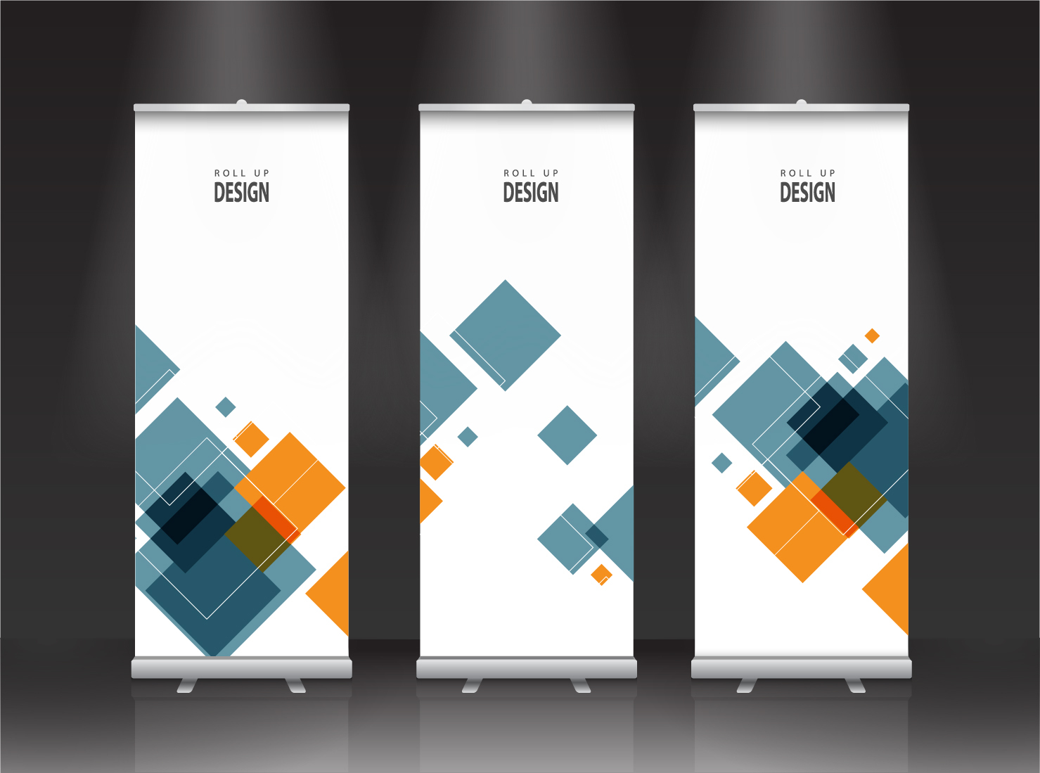Roll Screen Displaysysteme