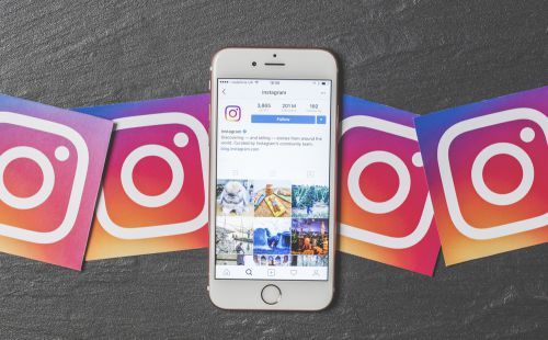Werbung auf Instagram